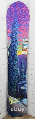 GNU Klassy Women's Snowboard Size 151 cm, Directional, New 2021