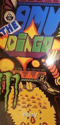 Gnu Dingo Danny Kass Snowboard 153cm Mervin Limited Edition C2 BTX