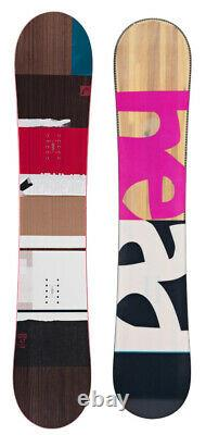 HEAD Spring Legacy Women's All Mountain Snowboard NEW