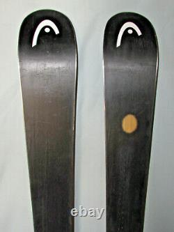 HEAD Sweet One women's twin tip all mtn skis 159cm with HEAD One LD 12 bindings