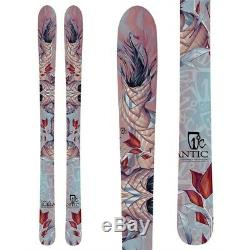 Icelantic Oracle Women's All-Mountain, Powder Skis 155cm NEW 2013