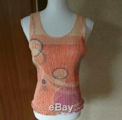 Issey miyake PLEATS PLEASE pleats tops women JPN one size fits all MINT