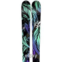 K2 Empress 2017 2018 Women's All Mountain Freestyle Park Skis NEW