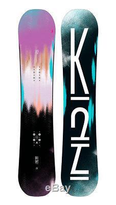 K2 Womens Snowboard Bright Lite All-Mountain Directional Twin Rocker 2018