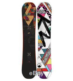 K2 Womens Snowboard Spot Lite 147cm 2017- All Mountain, Directional Twin