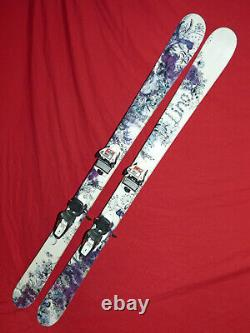 LINE Celebrity 85 148cm All-Mtn Women's Skis with Marker Squire Bindings SNOW