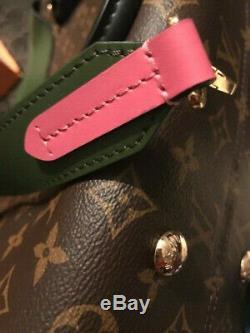 LOUIS VUITTON TUILERIES Monogram MINT CONDITION Handbag Shoulder Tote All Tags