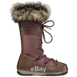 Ladies Moon Boot Monaco Waterproof 2 Outdoor Mountain Trekking Boots All Sizes