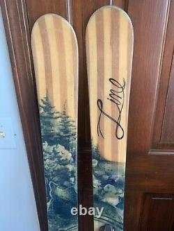 Line Skis Celebrity 90 Women's 151cm All mountain Marker Squire Bindings
