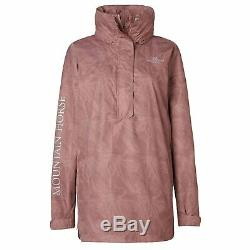 Mountain Horse Air Anorak Womens Jacket Riding Vintage Pink All Sizes