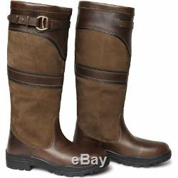 Mountain Horse Devonshire Womens Boots Country Brown All Sizes