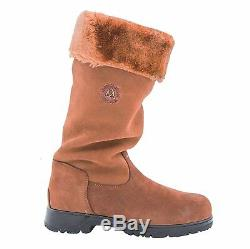 Mountain Horse Montreal Fleece Lined Womens Boots Country Brown All Sizes