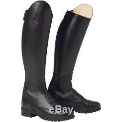 Mountain Horse Richmond High Rider Womens Boots Long Riding Black All Sizes