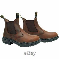 Mountain Horse Stable Boots Jodhpur Cinnamon All Sizes