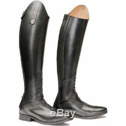 Mountain Horse Superior Ladies Womens Boots Long Riding Black All Sizes