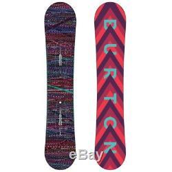 NEW 2018 Burton Feather Snowboard Flat Top, EST Size 144 cm