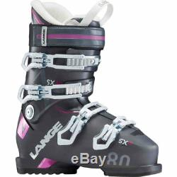 NEW 2018 Lange SX 80 W 102mm 26.5 Womens All Mountain Intermediate Ski Boots