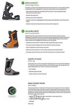 NEW Apex ML-3 23 to 27 Flex 90/100/110 Womens All Mountain Ski Boots 2017 Rt$795