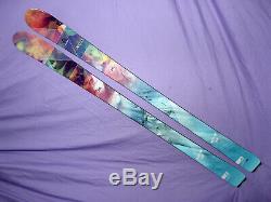 NEW! Fischer KOA 88 Ti Air-Tec Ti Women's All-Mountain Skis 168cm with Rocker NEW