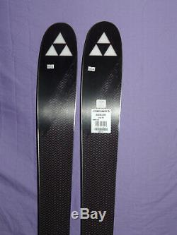 NEW! Fischer Ranger W98 Women's All-Mountain Skis 156cm FreeSki Rocker W 98 NEW
