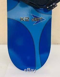 NEW K2 Dart Womens Snowboard 150cm + Burton Stiletto Bindings-Medium + Bag