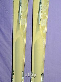NEW! K2 Inspire Luv TNine Women's 153cm All-Mountain SKIS camber no bindings