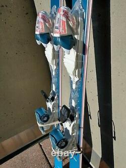 NEW ROSSIGNOL EXPERIENCE 74 SKIS (152cm) + Look Xpress 10 b83 Bindings