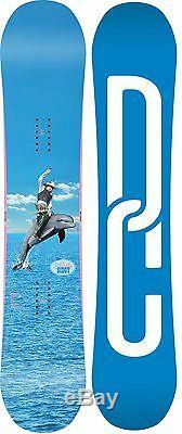NEW Womens DC Biddy Snowboard Deck - Size 143cm