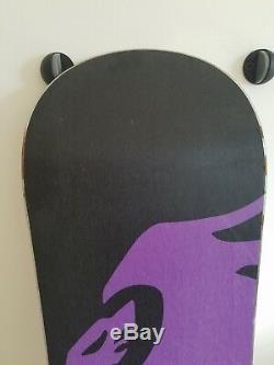 Never Summer Infinity snowboard 151