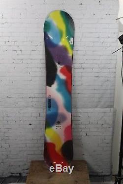 New 2016 Ride Compact Womens Snowboard 153 cm