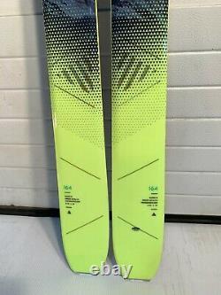 New 2017 Fischer My Ranger 98 skis Size 164