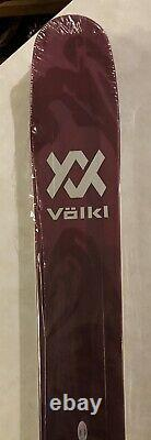 New Volkl Yumi 84 154 cm With New Marker Squire 11 ID Bindings
