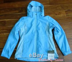 New w Tag Eddie Bauer Women's All-Mountain 3 in 1 WeatherEge Plus Jacket