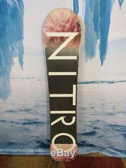 Nitro Arial 18/19 138cm Womens Demo Snowboard