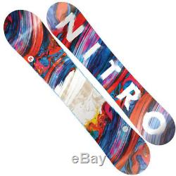 Nitro Lectra 146cm Womens Snowboard 2019/2020 BRAND NEW NEVER RIDDEN