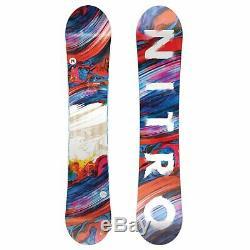 Nitro Lectra Womens 149cm Snowboard