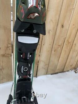 Nordica Phenom 154 XBi CT Womens Skis with N EXP 2S Bindings