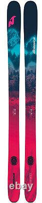 Nordica Santa Ana 93 ladies snow skis 165cm (ALL NEW == EARLY RELEASE) NEW 2021