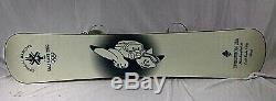 Olympic 2002 PKG, The Custom Official Mascots 144cm Snowboard, With Head BOA Boot