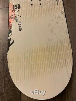 RIDE Snowboard Farah All-Mountain 150cm Slimewalls Snowboards