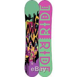 Ride OMG Womens Snowboard Hybrid Rocker All-Mountain Freestyle New 2014