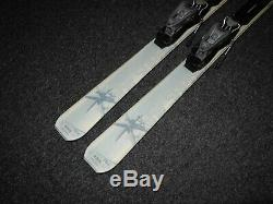 Rossignol Saphir 100 Womens All Mountain Downhill Skis 154 CM With Axium Bindings