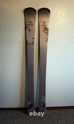 Rossignol Temptaton 82 Women's Rocker Skis 144 cm. BRAND NEW