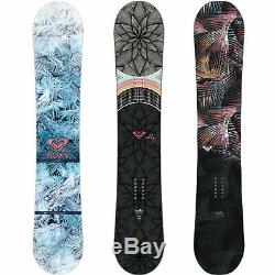 Roxy Ally Damen Snowboard all Mountain Freeride Freestyle Banana 2018-2020 New