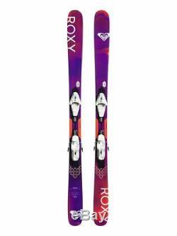 Roxy Shima All-Mountain 2019 Womens Skis & Lithium 10 Bindings