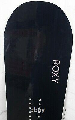 Roxy XOXO Women's Snowboard Size 145 cm, All Mountain Twin, 2021 67247