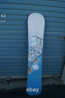 SALOMON snowboard 151, SURFACE 151 SALOMON WOMENS SNOWBOARD