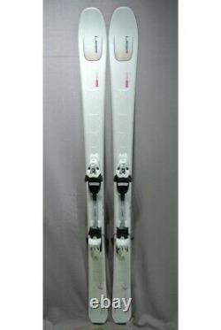 SKIS All Mountain -ELAN TWILIGHT 84 QT-159cm GOOD LIGHT LADIES SKIS 2017