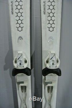 SKIS Carving/ All Mountain -HEAD ABSOLUT JOY-153cm SUPERB LIGHT LADIES SKIS