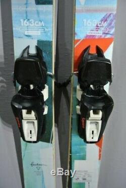 SKIS Twin-tip/ All Mountain- FACTION HEROINE 163cm